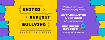 Anti Bullying Week 16th-21st November 2020