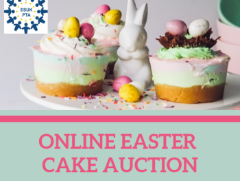 PTA Easter Cake Auction