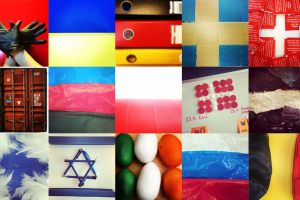 flag-collage