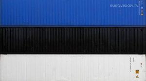 Postcard flags of Eurovision 2014 - Estonia