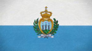 Postcard flags of Eurovision 2014 - SanMarino