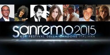 La commissione musicale di Sanremo 2015