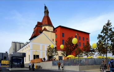 Official Euroclub of ESC 2015 will be located in brewery Ottakringer Brauerei.