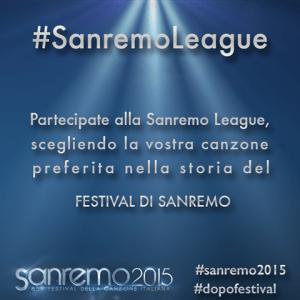 #SanremoLeague
