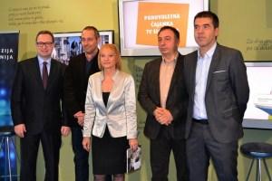 Mario Galunič, Darja Švajger, Matej Wolf, Aleksander Radić, Jernej Vene