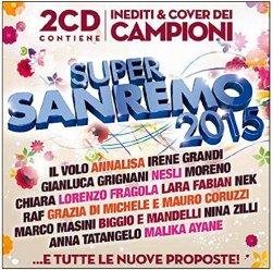 CD sanremo 2015
