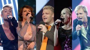 Melodi Grand Prix 2015 Giuria