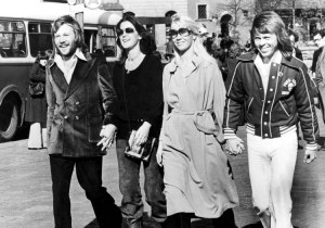 ABBA in Stockholm 1977