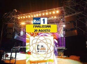 FINALISSIMA DELLA 58° EDIZIONE DEL FESTIVAL DI CASTROCARO 2015