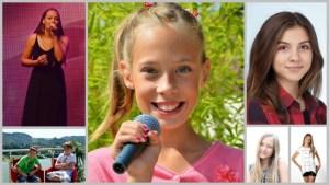 Mini Ema 2015: Tina, Jaka & Maks, Leni, Lina, Rebeka in Janina