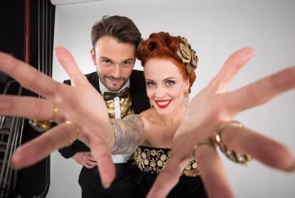 SiLyA og Kåre Magnus Bergh
