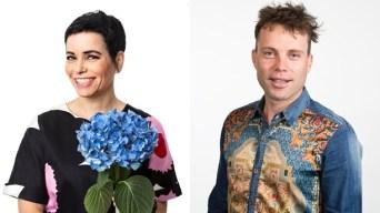 Carolina Norén och Henrik Olsson