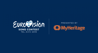 MyHeritage is the Presenting Partner of the 2019 Eurovision Song Contest.png