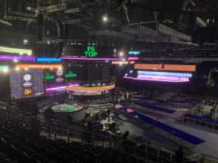 8db45a4c6be388e7029f0269b5d13dfe2018 Junior Eurovision Song Contest - Stage - Minsk Arena