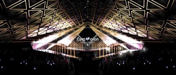 Eurovision 2019 Stage Design by Florian Wieder