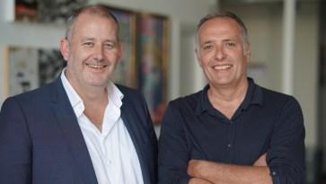 Co-Directors Marc Pos and Marnix Kaart