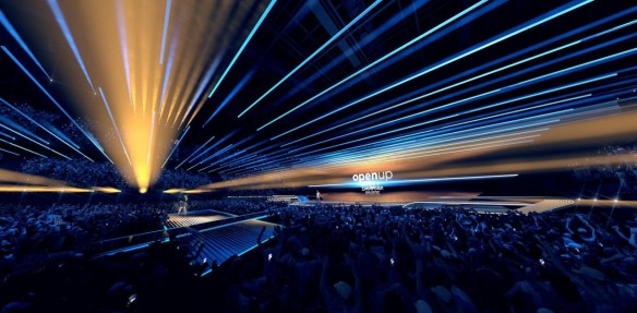 Eurovision 2020 stage design1