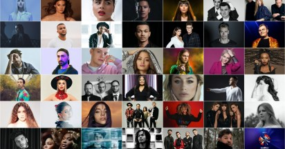 Eurovision 2020 - The 41 chosen representatives