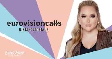 Eurovisioncalls with NikkieTutorials