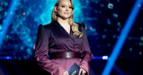 NikkieTutorials at Eurovision - Europe Shine A Light