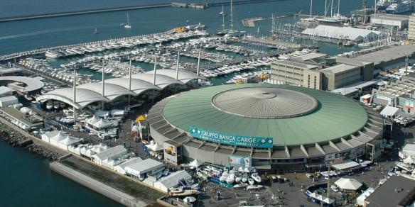 Genova: Palasport di Genova