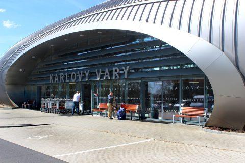 Онлайн-табло аэропорта Карловы Вары