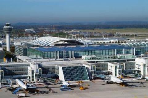 Из аэропорта Мюнхена в центр города: карта, схемы, полезные советы