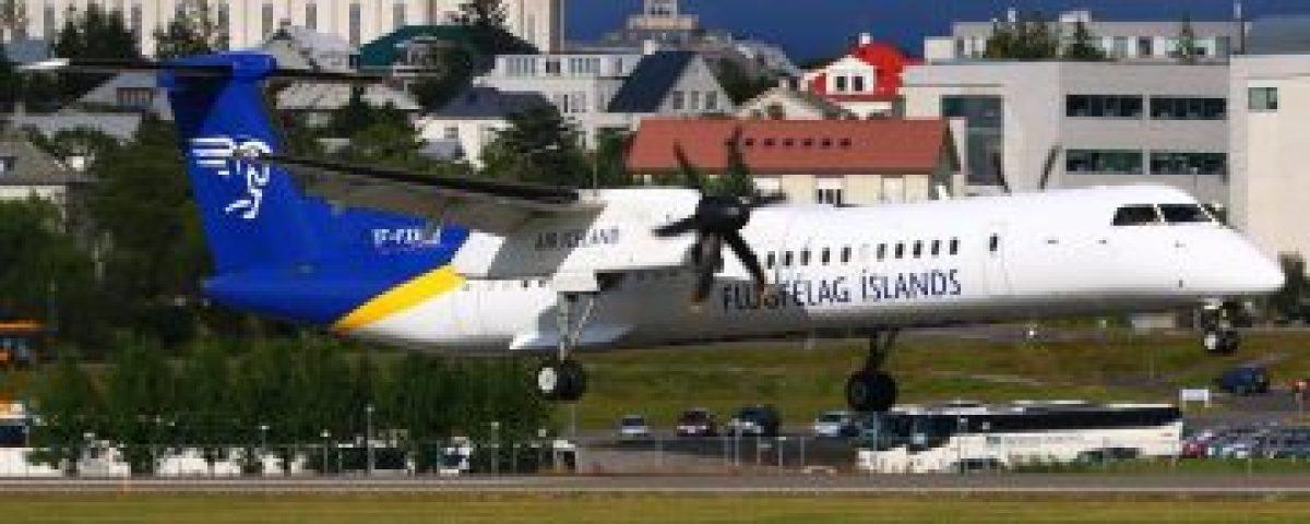 Air Iceland Connect – обзор региональной авиакомпании Исландии