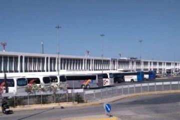Как добраться из аэропорта Ираклиона до нужного курорта: карта, таблицы, схема
