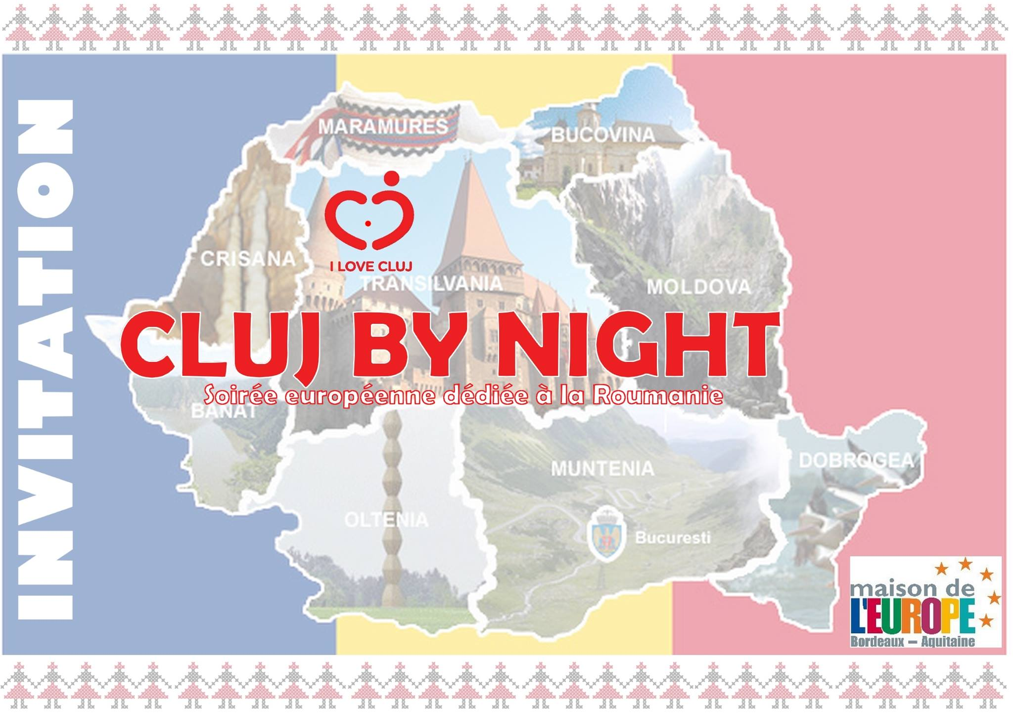 Soirée découverte dédiée à la Roumanie