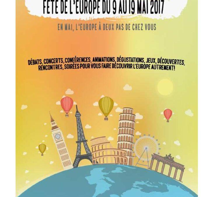 thumbnail of Bilan Fête de l'Europe 2017