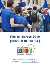 thumbnail of Dossier de presse 2019