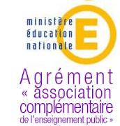 Agrément association complémentaire de l'enseignement public