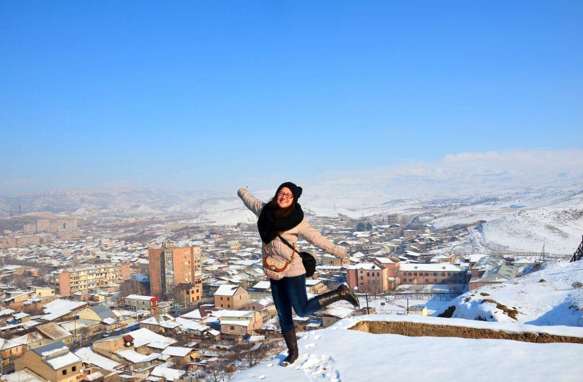 Témoignage de Morgane partie en Arménie