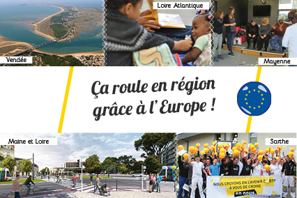 L'Europe s'engage en Pays de la Loire