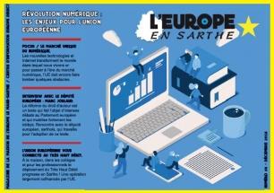 Europe en Sarthe Revolution numerique marché unique