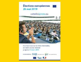 3 affiche a4 elections europeennes 2019