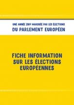 information sur les elections europeennes