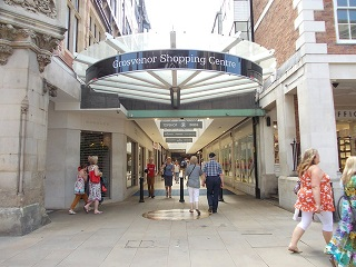 HIG Capital Acquires The Grosvenor Shopping Centre In