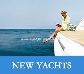 New Yachts in Charter fleet yacht charter Croatia Greece France