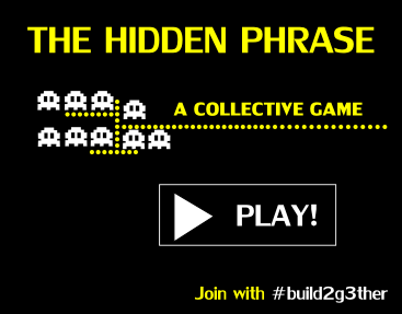 Join our collective game!