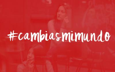 #cambiasmimundo: yes we can!