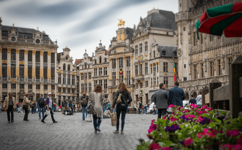 How To Visit Brussels In Two Days