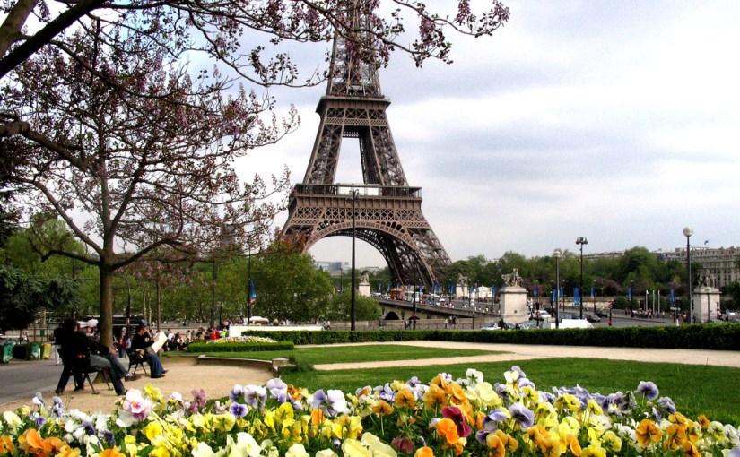 Food February: A Vegetarian In Paris