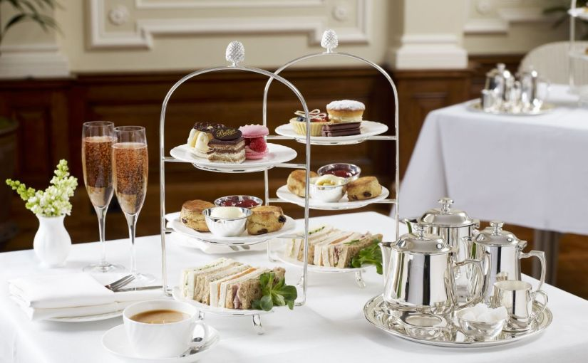 Food February: Elegant Afternoon Tea In London