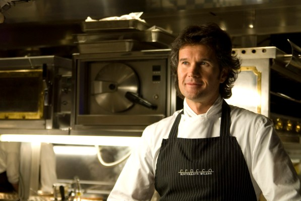 Famous Italian chefs named Carlo Cracco