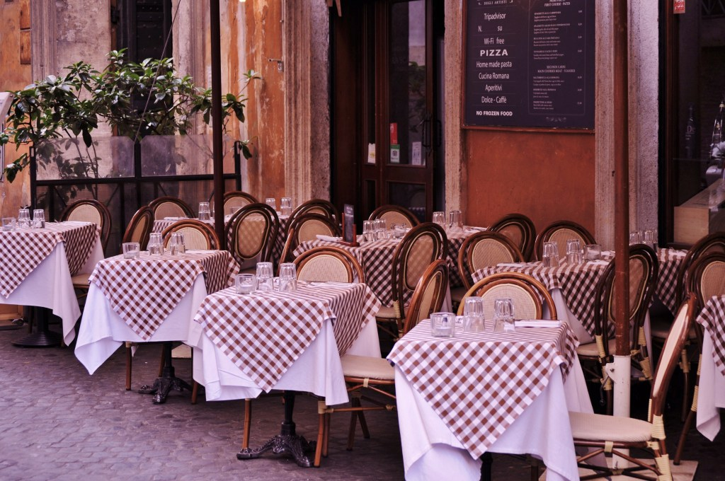 Top 10 restaurants in Milan