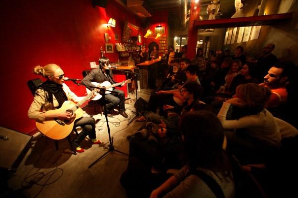 Barcelona live music concert