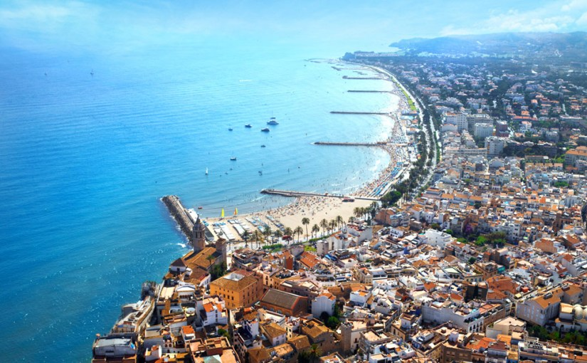 Sitges Near Barcelona: Beach And Culture In One Day