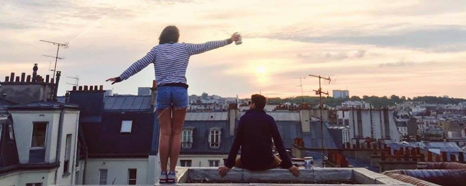 App for travelling in Paris